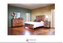 766 Maya Multicolor Bedroom Collection
