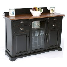 Server (black/whiskey)