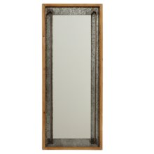 Industrial Rectangle Wall Mirror.