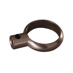 Ceiling Support Eyeloop - Brushed Nickel