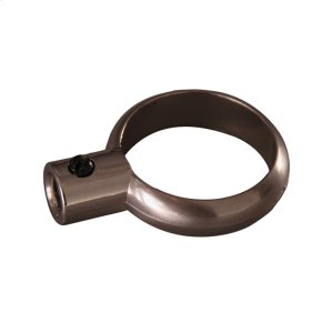 Ceiling Support Eyeloop - Brushed Nickel Product Image