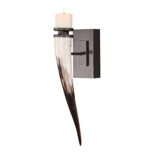 Romany, Candle Sconce
