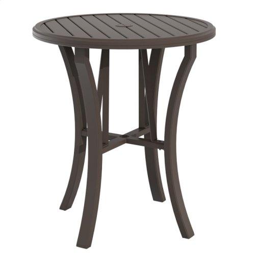 "Banchetto 36"" Round KD Bar Table"