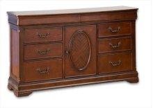 Dresser, Triple, Cherry