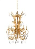 Grand Stairs Chandelier -gold Product Image