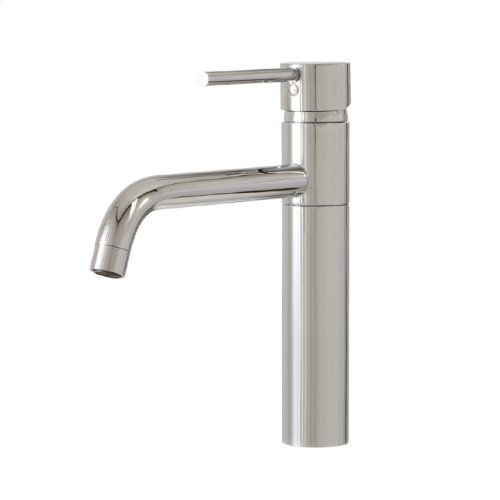 Single stream mode kitchen faucet