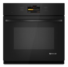 """Black Jenn-Air® Single Wall Oven with V2™ Vertical Dual-Fan Convection System, 30"""""""