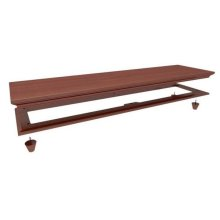 Crown and Base for 4760/4780 : Chestnut