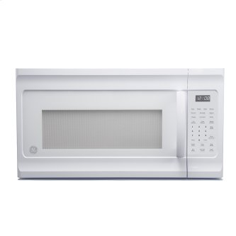 GE 1.6 Cu. Ft. Over-the-Range Microwave Oven White - JVM2160DMWW