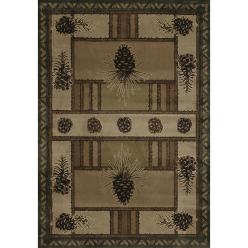 Contours/jq Pine Barrens Beige Rugs