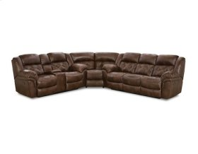 129-21  Super-Wedge Sectional