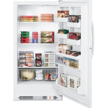 GE® 17.1 Cu. Ft. Manual Defrost Upright Freezer