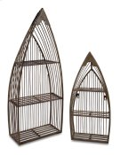 Nesting Boat Shelves - Set of 2 Product Image