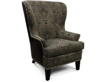 Leif Arm Chair with Nails 4544LN