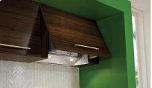 "36"" Integrated Jewel Tiltout Range Hood"