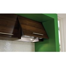 "24"" Integrated Jewel Tiltout Range Hood"