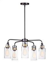 Magnolia 5-Light Pendant