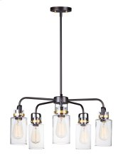 Magnolia 5-Light Pendant