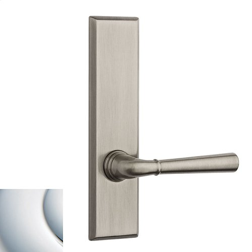 Polished Chrome Traditional L027 Lever Screen Door