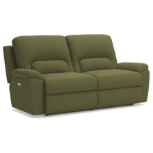 Charger PowerRecline La-Z-Time® Two-Seat Full Reclining Sofa