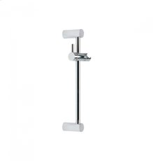 Techno Handshower Slide Bar Mount - Polished Chrome