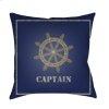 "Captain LAKE-003 20"" x 20"""
