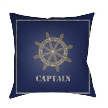 "Captain LAKE-003 18"" x 18"""