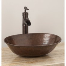 Stafford Vessel Faucet -Weathered Copper