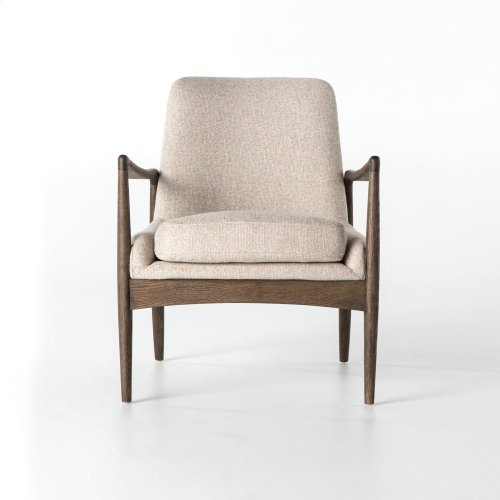 Light Camel Cover Braden Chair