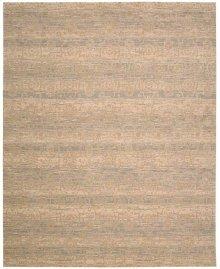 Silken Allure Slk23 Sand Rectangle Rug 7'9'' X 9'9''