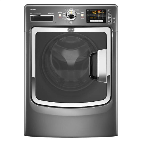 Maxima® Front Load Washer with PowerWash® Cycle