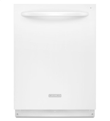 24'' 6-Cycle/5-Option Dishwasher, Architect® Series II - White