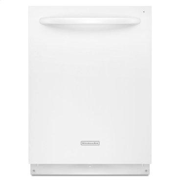 24'' 6-Cycle/5-Option Dishwasher, Architect® Series II - White