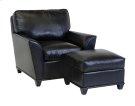 Kramer Chair & Ottoman Product Image