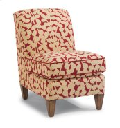 Digby Fabric Armless Chair