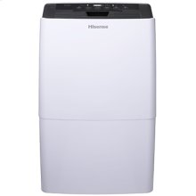 70-Pint Capacity, 1000 sq. ft. coverage, 2-Speed Dehumidifier with Built-in Pump