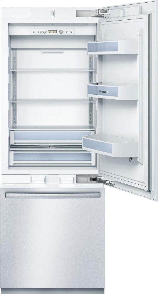 Built In Bottom Freezer Refrigerators