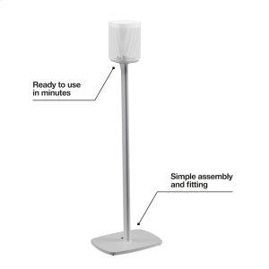 SonosWhite- Flexson Floor Stand