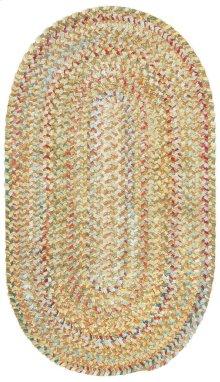 Grand-Le-Fleur Marigold Braided Rugs