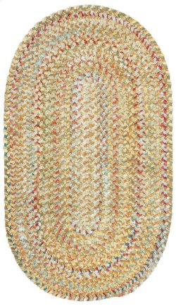 Grand-Le-Fleur Marigold Braided Rugs (Custom)