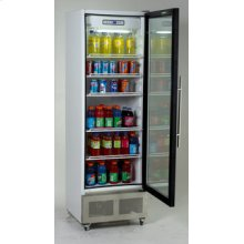 Model BCAD338 - 12 Cu. Ft. Showcase Beverage Cooler