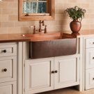 Copper Farmhouse Sink Product Image
