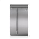 "48"" Classic Side-by-Side Refrigerator/Freezer Product Image"