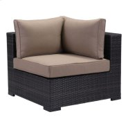 Bocagrande Corner Chair Brown Product Image