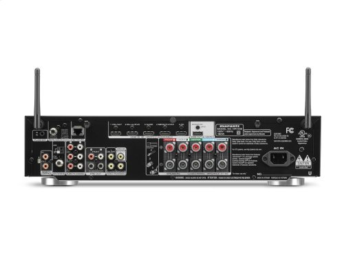 5.2 Channel Full 4K Ultra HD Network AV Receiver with HEOS Now available - control with Amazon Alexa voice commands.