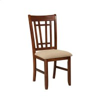 Dining - Mission Casuals Side Chair Product Image