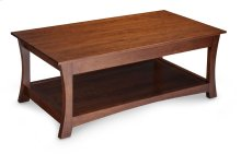 "Loft Coffee Table, Loft Coffee Table, 42""w"