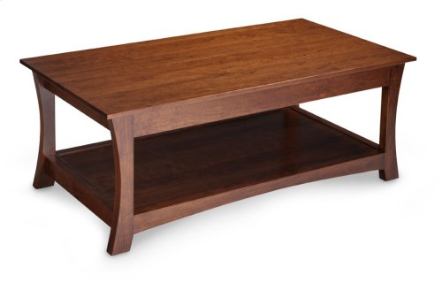 "Loft Coffee Table, Loft Coffee Table, Lift Top, 48""w"