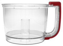 Work Bowl for 7-Cup Food Processor - Empire Red