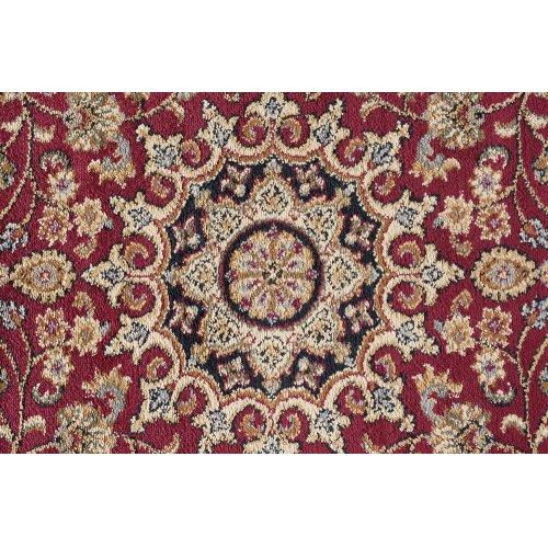 Elegance - ELG5390 Red Rug